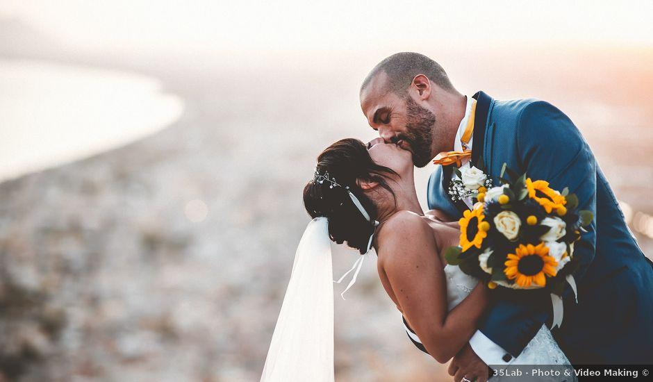 Il matrimonio di Luigi e Dalila a Terracina, Latina