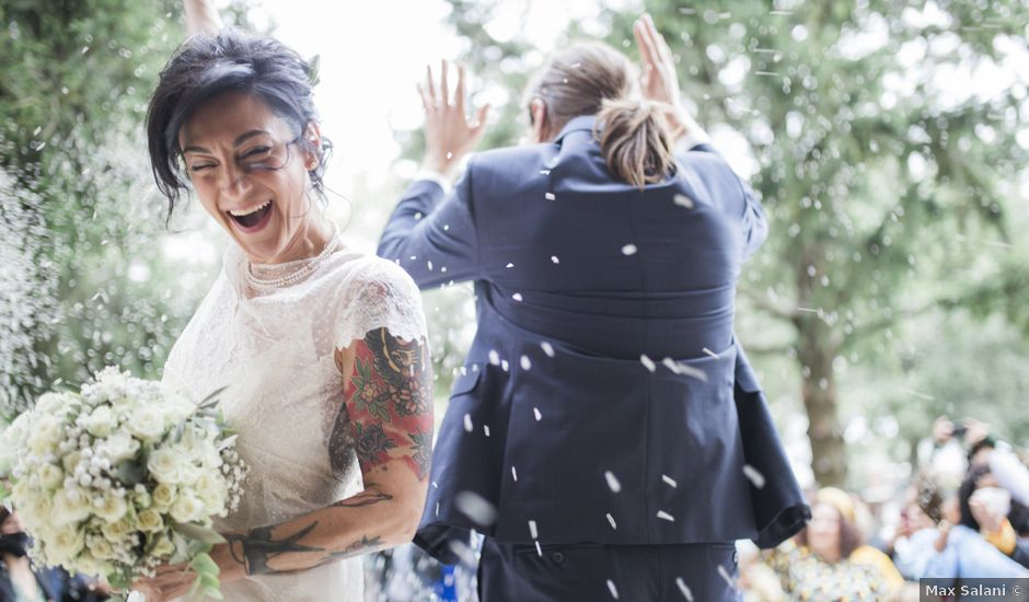 Il matrimonio di Gabriele e Valentina a Argenta, Ferrara