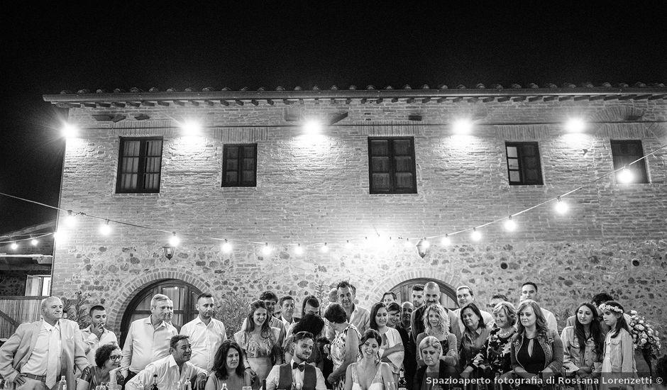 Il matrimonio di Renato e Elisa a Siena, Siena