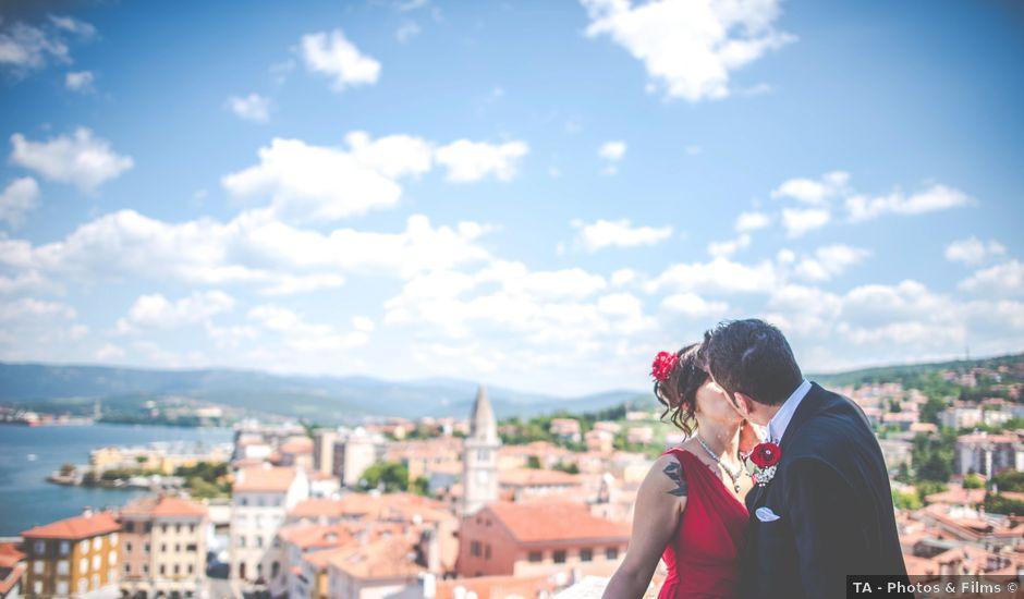 Il matrimonio di Gabriele e Raffaella a Trieste, Trieste
