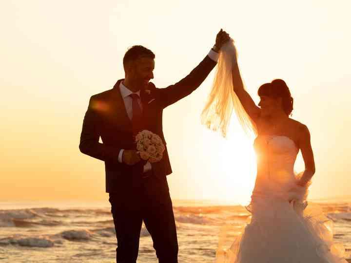 Le nozze di Ylenia e Alessio
