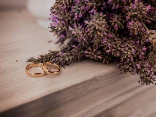 Le nozze di Sara e Ruggero 1
