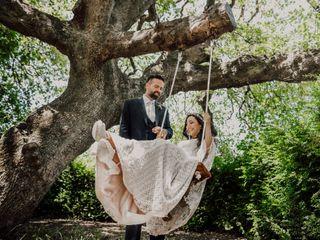 Le nozze di Sara e Ruggero