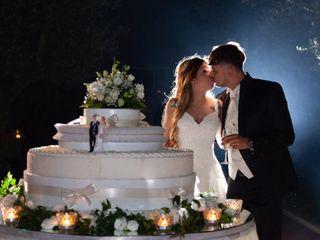 Le nozze di Anna Maria e Christian 3
