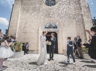 Le nozze di Valentina e Benedetto
