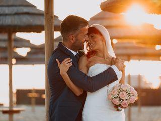 Le nozze di Ylenia e Alessio 1