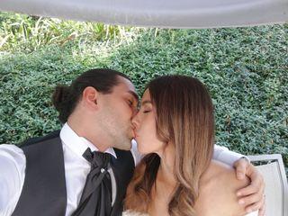 Le nozze di Luca e Alicia