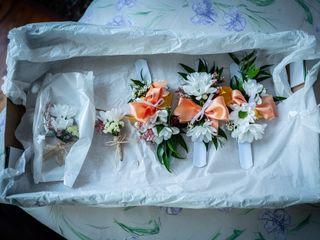 Le nozze di Paola e Lorenzo 1