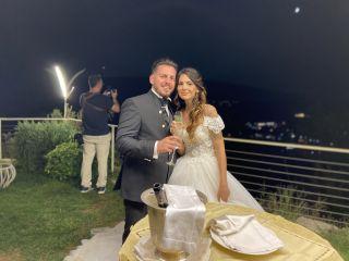Le nozze di Raphael e Laura