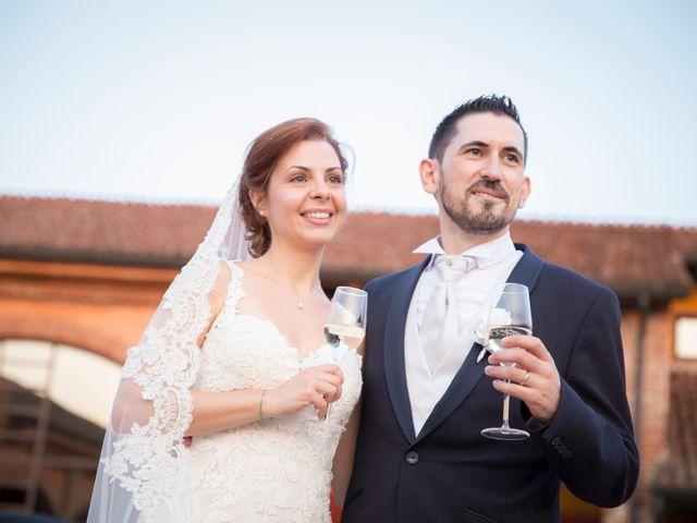 le nozze di Lorenza e Adriano