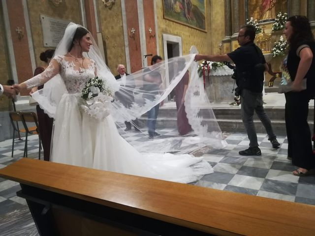 Il matrimonio di Antonio e Cristina a Tripi, Messina 4