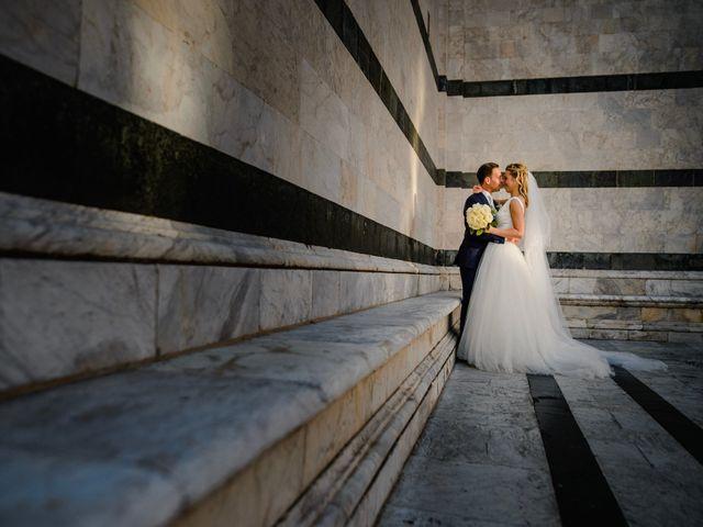 le nozze di Costanza e Francesco