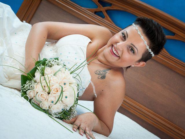 Il matrimonio di Cristian e Ilaria a Vetralla, Viterbo 1