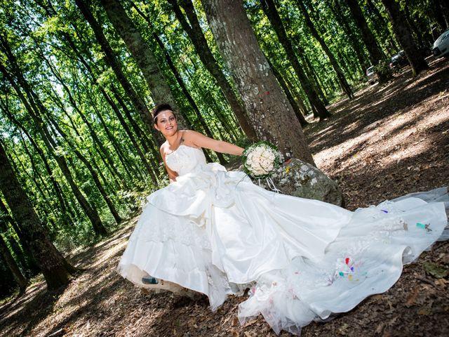 Il matrimonio di Cristian e Ilaria a Vetralla, Viterbo 2