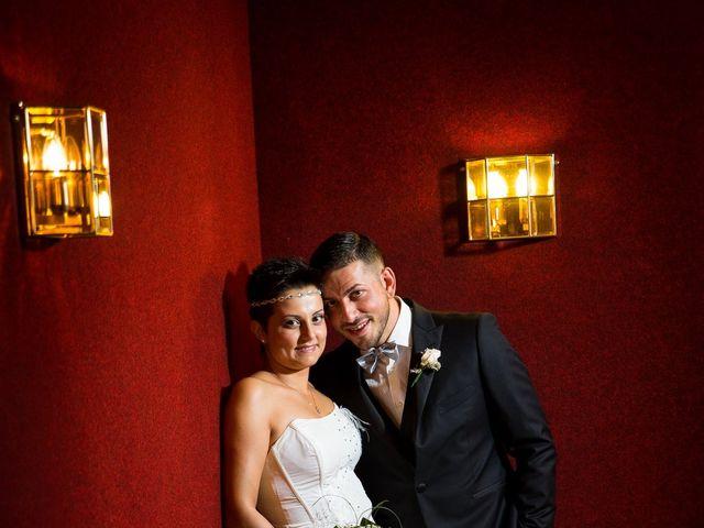 Il matrimonio di Cristian e Ilaria a Vetralla, Viterbo 3