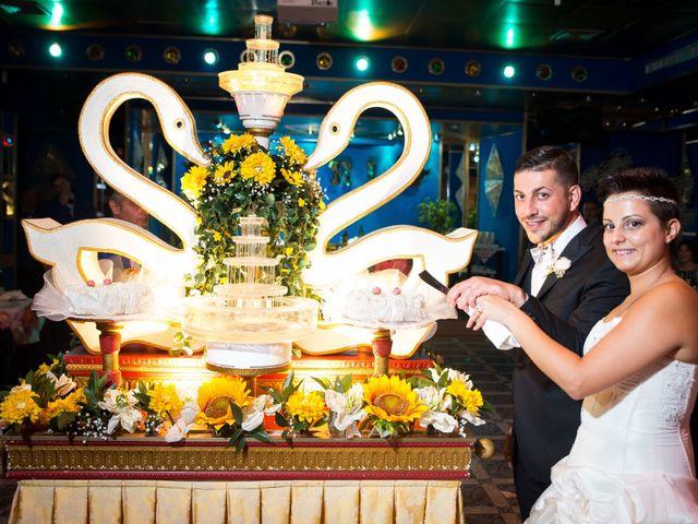 Il matrimonio di Cristian e Ilaria a Vetralla, Viterbo 4