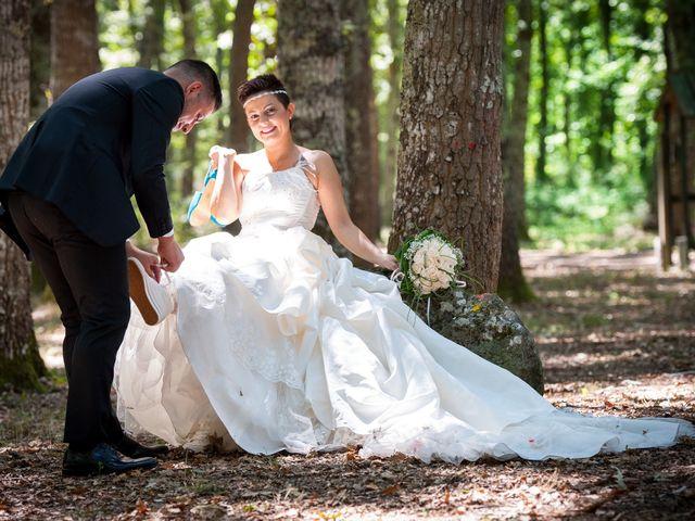 Il matrimonio di Cristian e Ilaria a Vetralla, Viterbo 7