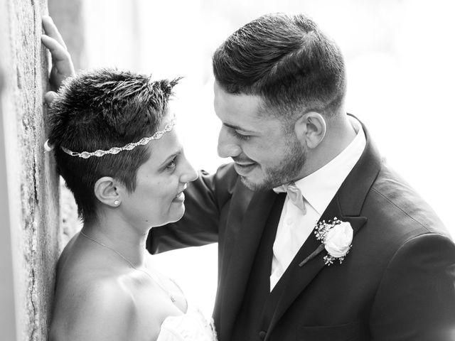 Il matrimonio di Cristian e Ilaria a Vetralla, Viterbo 8