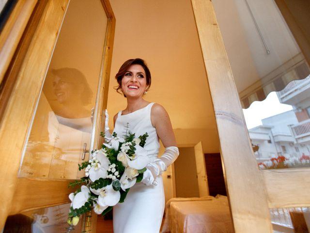Il matrimonio di Giuseppe e Francesca a Bitonto, Bari 8