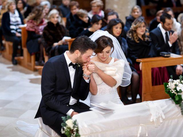 Il matrimonio di Giuseppe e Francesca a Bitonto, Bari 35
