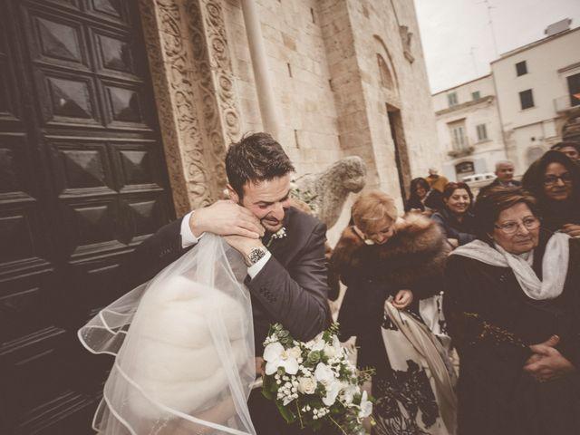 Il matrimonio di Giuseppe e Francesca a Bitonto, Bari 40