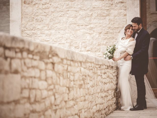 Il matrimonio di Giuseppe e Francesca a Bitonto, Bari 45