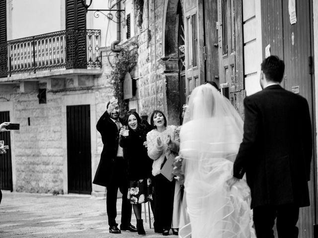 Il matrimonio di Giuseppe e Francesca a Bitonto, Bari 47