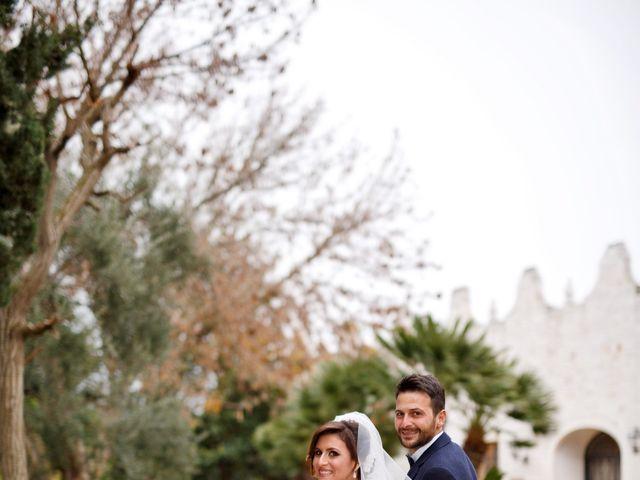 Il matrimonio di Giuseppe e Francesca a Bitonto, Bari 51