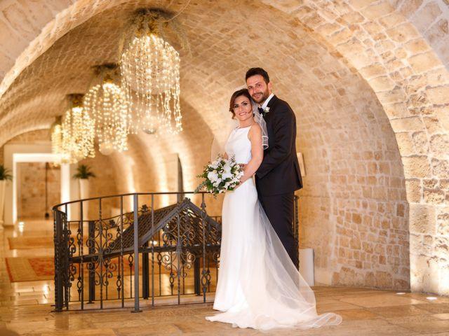Il matrimonio di Giuseppe e Francesca a Bitonto, Bari 53