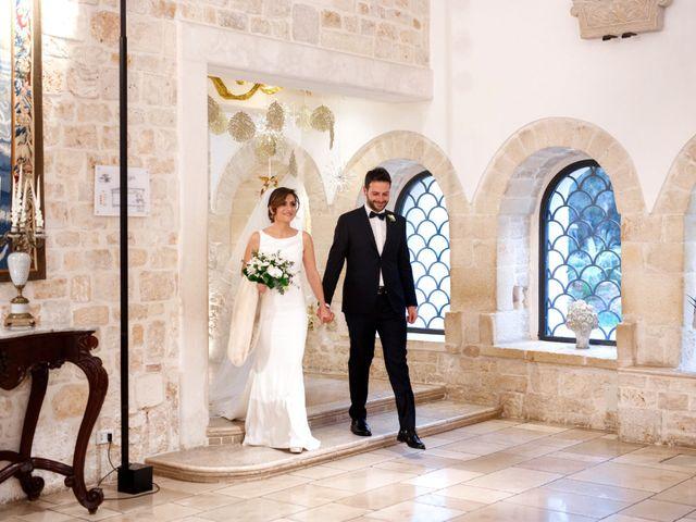 Il matrimonio di Giuseppe e Francesca a Bitonto, Bari 54