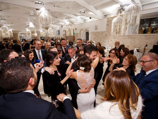 Il matrimonio di Giuseppe e Francesca a Bitonto, Bari 62