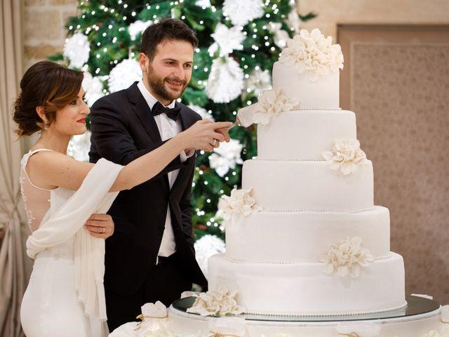 Il matrimonio di Giuseppe e Francesca a Bitonto, Bari 81