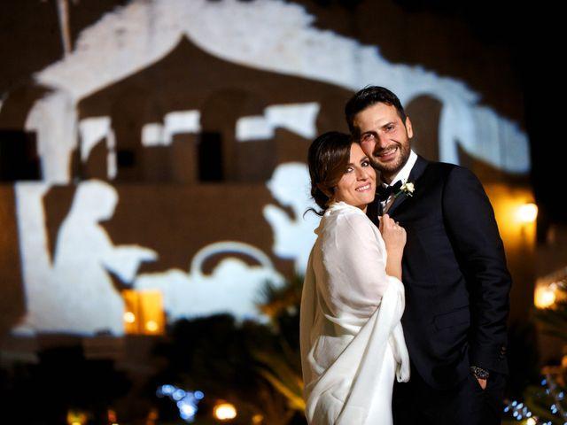 Il matrimonio di Giuseppe e Francesca a Bitonto, Bari 86