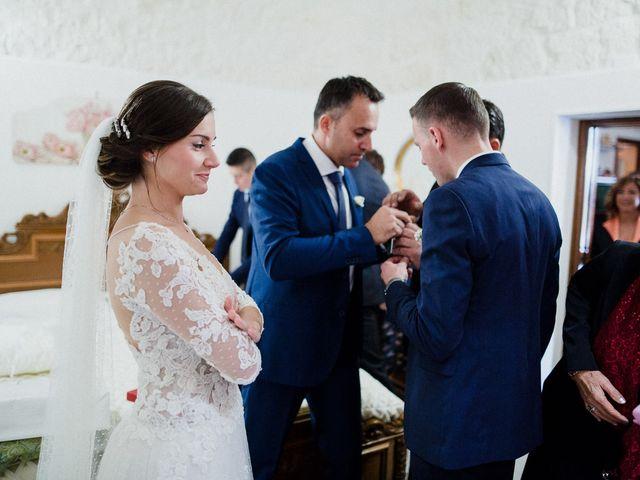 Il matrimonio di Manuel e Antonella a Alberobello, Bari 30