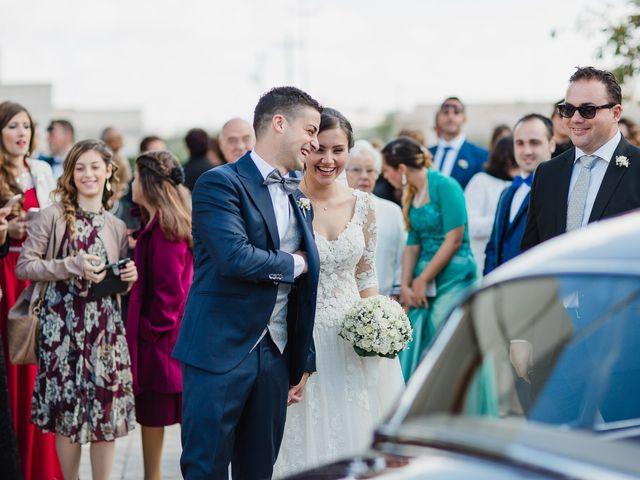Il matrimonio di Manuel e Antonella a Alberobello, Bari 50