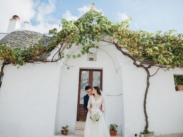 Il matrimonio di Manuel e Antonella a Alberobello, Bari 52