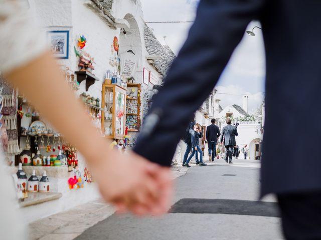 Il matrimonio di Manuel e Antonella a Alberobello, Bari 54