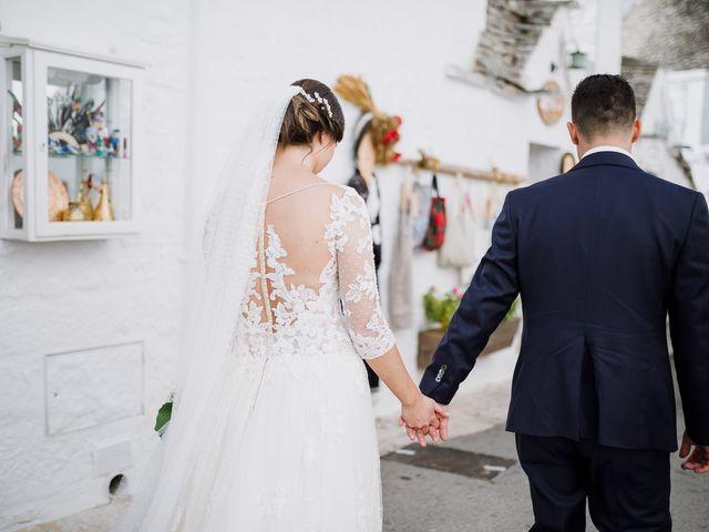 Il matrimonio di Manuel e Antonella a Alberobello, Bari 55