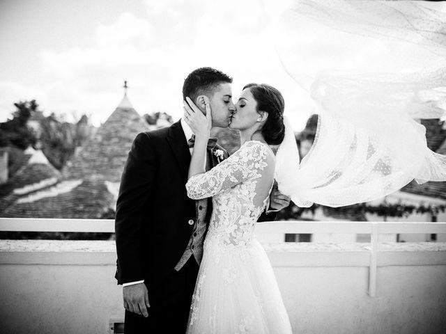 Il matrimonio di Manuel e Antonella a Alberobello, Bari 57