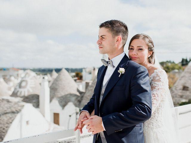 Il matrimonio di Manuel e Antonella a Alberobello, Bari 58