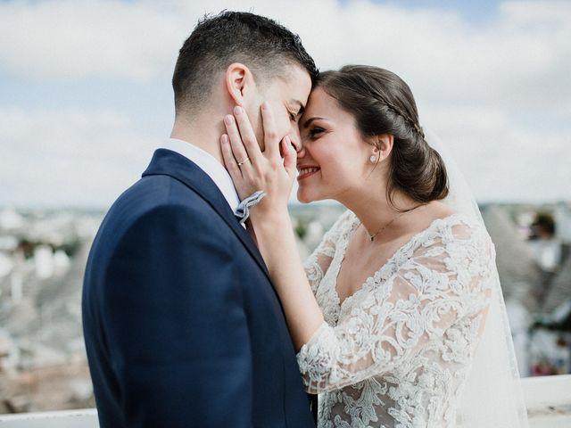 Il matrimonio di Manuel e Antonella a Alberobello, Bari 60