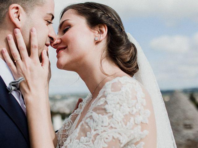 Il matrimonio di Manuel e Antonella a Alberobello, Bari 61