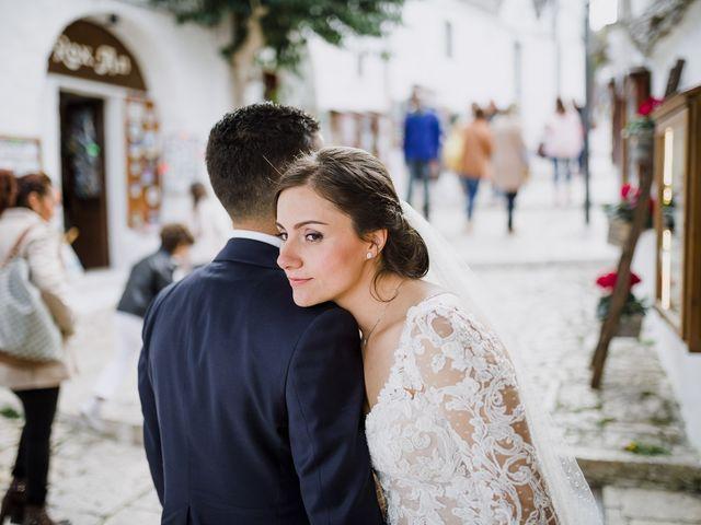 Il matrimonio di Manuel e Antonella a Alberobello, Bari 64