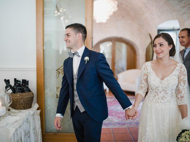 Il matrimonio di Manuel e Antonella a Alberobello, Bari 74