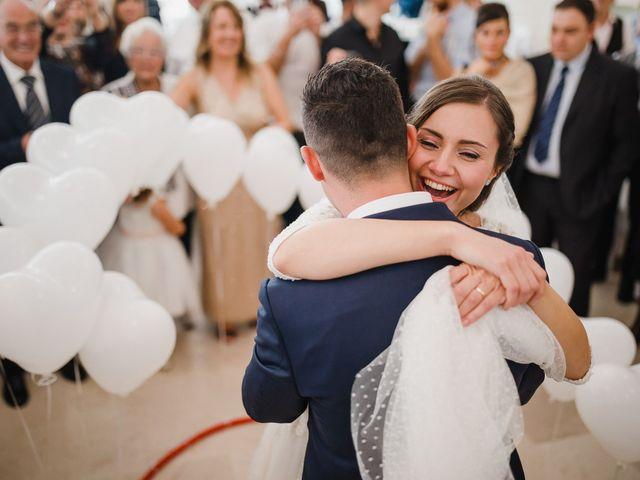 Il matrimonio di Manuel e Antonella a Alberobello, Bari 81