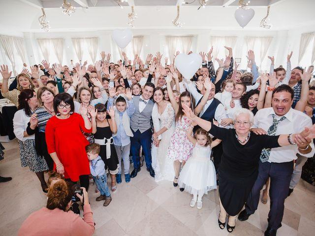 Il matrimonio di Manuel e Antonella a Alberobello, Bari 88