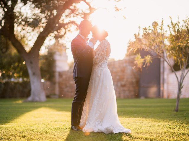 Il matrimonio di Manuel e Antonella a Alberobello, Bari 94
