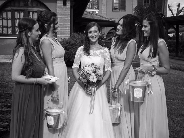 Il matrimonio di David e Alessia a Lissone, Monza e Brianza 5