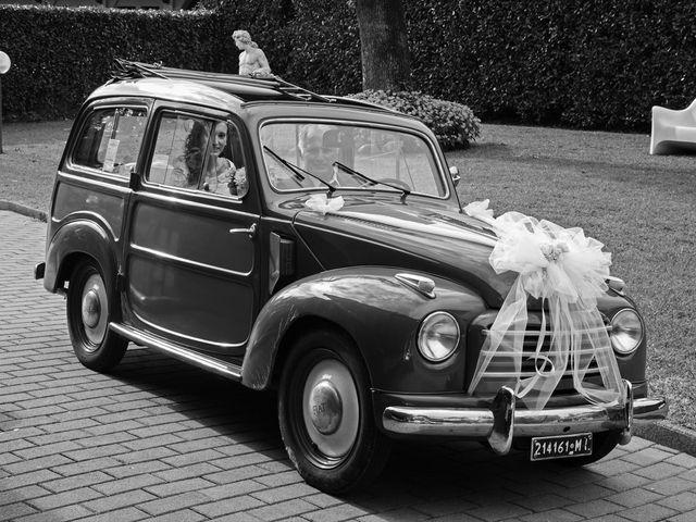 Il matrimonio di David e Alessia a Lissone, Monza e Brianza 2