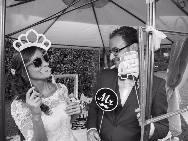Il matrimonio di David e Alessia a Lissone, Monza e Brianza 13